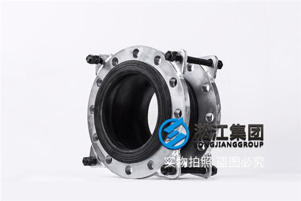 上海消防专用DN250-16kg橡胶软接头