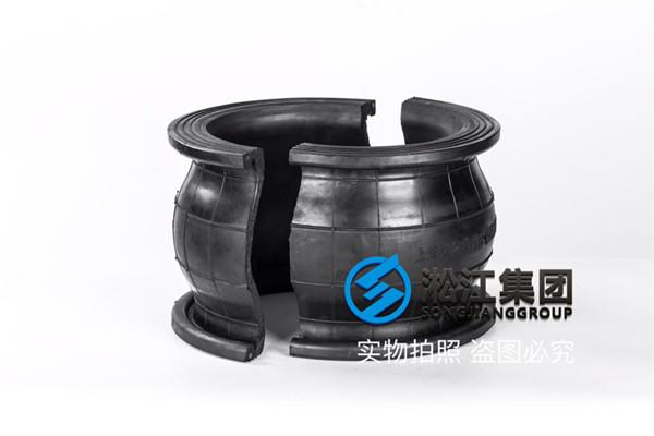 循环水泵用DN500橡胶软接头